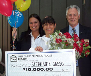 Publishers Clearing House does